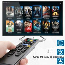 0660 RM-ED009 433MHz IR Universal TV Remote Control HDTV Acc