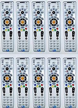 10 Pack - DIRECTV IR / RF Universal Remote Control