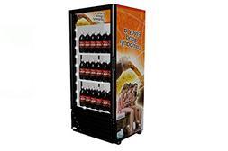 Imbera 10 Cft Commercial Refrigerator Single Glass Door Disp