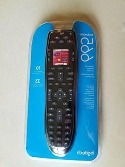 10-Device Universal Remote - Black