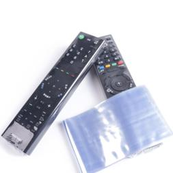 10Pcs/set Clear Shrink Film TV <font><b>Remote</b></font> <f