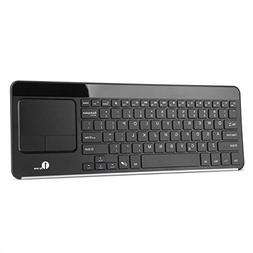 1byone Wireless Bluetooth Keyboard with Built-in Multi-touch