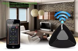 2015 WiFi To IR + RF Smart Remote Controller Via Internet LA