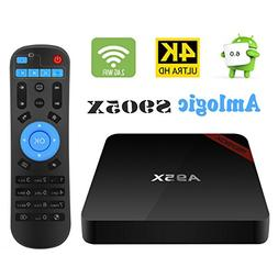 2017 Model NEXBOX A95X Android 6.0 TV Box, Android TV Box wi