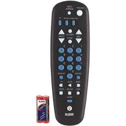 RCA RCU300T Infrared Universal 3-device Remote Control