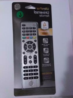GE 33709 4 Device UltraPro Universal Remote Advanced DVR Fun