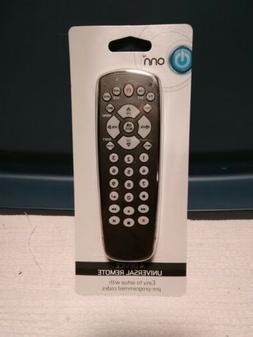 Onn 4-Device Universal Remote