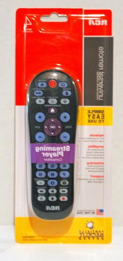 RCA 4-Device Universal Remote Streaming