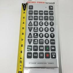 Innovage 569976 Jumbo Universal Remote