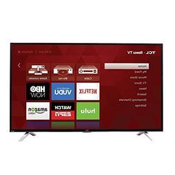 """TCL65US58004k65""""LED TV, Black"""