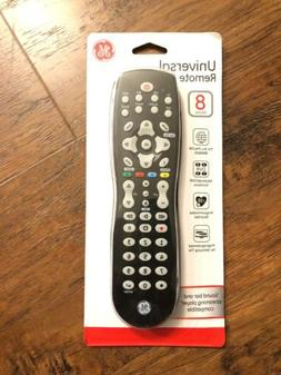 8 DEVICE UNIVERSAL REMOTE CONTROL DVR, Part No. 33715 JASCO
