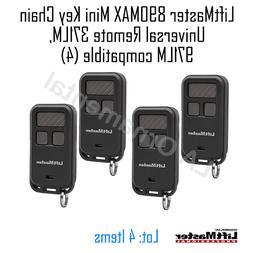LiftMaster 890MAX Mini Key Chain Universal Remote 371LM, 971