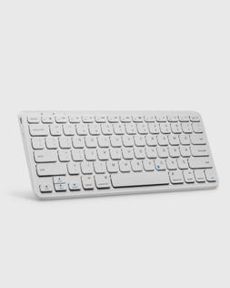 1e2fe1e3df1 Anker Ultra Compact Slim Profile Wireless Bluetooth Keyboard