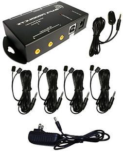 BAFX Products IR Remote Control Extender/IR Repeater Kit / B