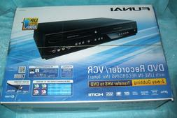 Funai Combination VCR and DVD Recorder