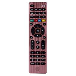 GE 4 Device Universal Remote, Works with Smart TVs, Lg, Vizi