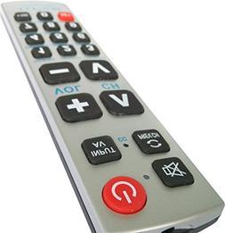 Gmatrix Best Big Button Universal Remote Control Vizio Lg Sh