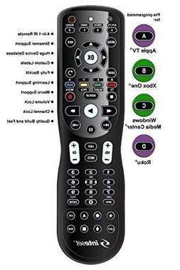 Inteset 4-in-1, INT422 Universal Backlit IR Learning Remote