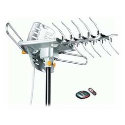 Lava Electronics HD-2605 UHF/VHF HDTV Antenna with Remote Co