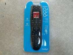 Logitech - Harmony 665 10-Device Universal Remote - Black