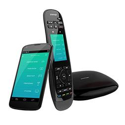 Logitech Harmony Remote with Customizable Touch Screen and C