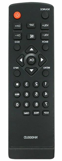 New NH000UD Replace Remote for LC320EMX LC320EMFX LC195EMX L