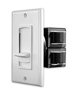 VMS300 Impedance Matching 300W In-Wall Slider Style Home The