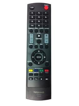 SHARP GJ221 Remote