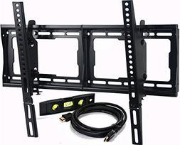 """VideoSecu Mounts Tilt TV Wall Mount Bracket for Most 23""""- 75"""