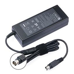 TAIFU 4 PIN AC DC Adapter for 24V Version JVC TVs LT-20A60SJ