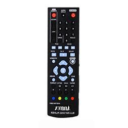 Angrox AKB73615801 Replacement Universal Remote Control for