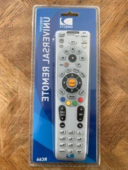 AT&T DirecTV Genie Universal Replacement Remote - RC66 - Fac