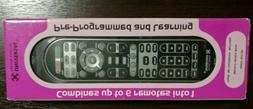 AVEX URC R6 Universal Learning Remote Control