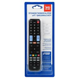 Brand New Sealed One For All Replacement Remote For Samsung