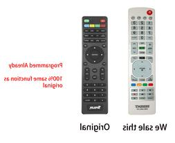 Brand New USB Universal Replace Remote Control for SPELER TV
