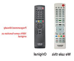 Brand New USB Universal Replace Remote RC7010Q for QUASAR TV