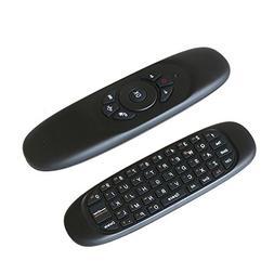 Wechip C120 Mini Remote Control Wireless USB 2.4Ghz for PC S