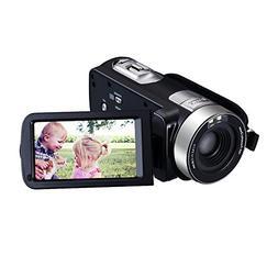 Camcorder Camera Full HD 1080p 24.0MP Digital Video Recorder