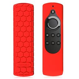 Fintie Silicone Case for All-New Fire TV 4K / 2nd Gen Fire T