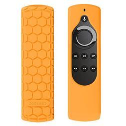 Fintie CaseBot Silicone Case for Amazon Fire TV Stick Voice