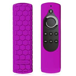 Fintie Silicone Case for Fire TV 4K / 2nd Gen Fire TV Stick/