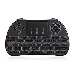 CLEARANCE SALE - Wireless Mini Keyboard, 2.4G Multi-media Po