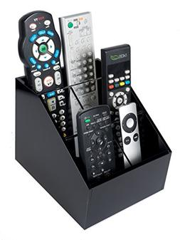 Customized Acrylic TV Remote Control Holder Organizer - Hold