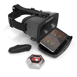 Tzumi Dream Vision VR Smartphone Headset – Adult Unisex Bl