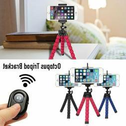 Extendable Selfie Stick Tripod Remote Bluetooth Shutter UNIV