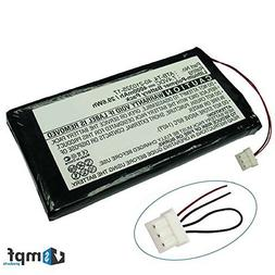 4000mAh Extended ATB-T4 40-210325-17 Battery for RTI T4 & Zi