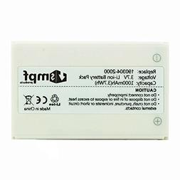 High Capacity Extended 1000mAh Replacement Battery for Monst