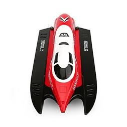 FunTech Fast RC Boat High Speed 20MPH 2.4GHz Electric Remote