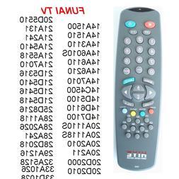 <font><b>FUNAI</b></font> TV <font><b>Remote</b></font> Cont