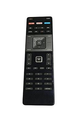 VIZIO XRT122 TV Remote Control with XUMO Short Key